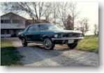 1968 Ford Mustang coupe - Muscle Car Appraisals